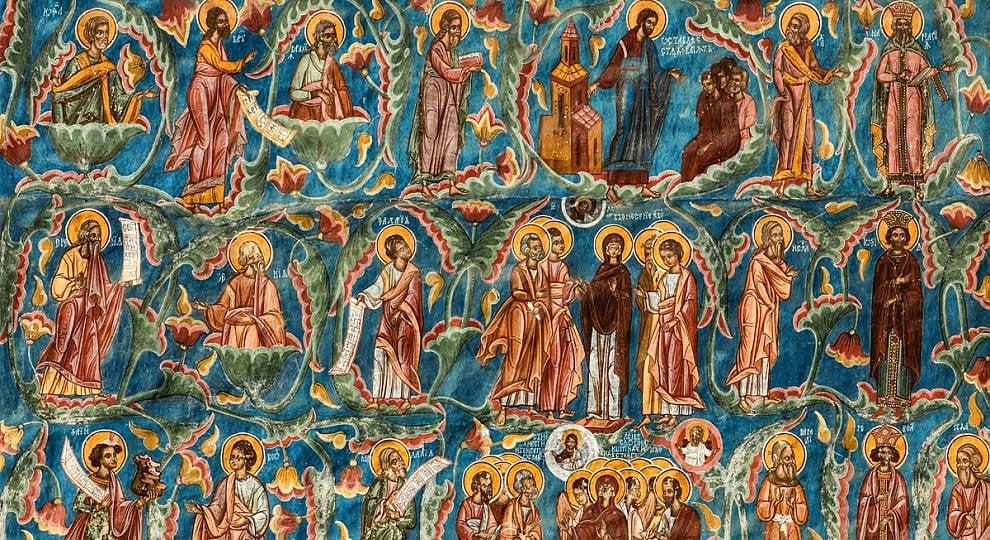 La Romania dei monasteri -   ft