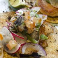 Tacos di pollo , quasi un emblema del Messico a tavola