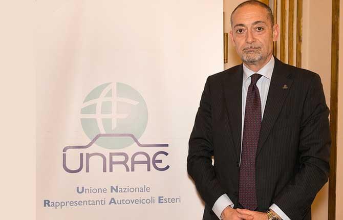 Michele Crisci, nominato presidente dell'Unrae