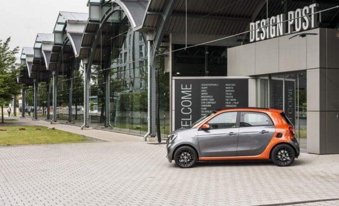 Smart forfour protagonista di una nuova offerta smart matching