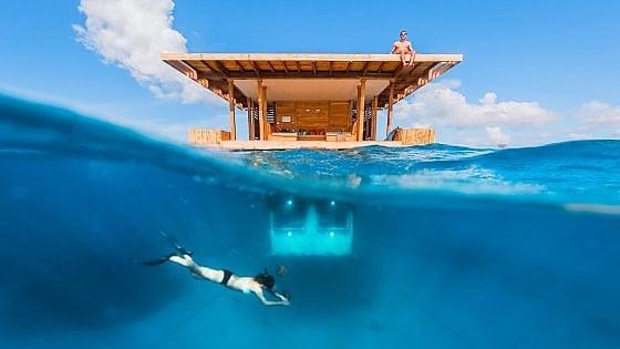 Hotel sottomarini: il fascino di una vacanza in fondo al mare