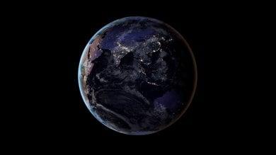 Ricami di luci e inquinamento luminoso:  il nuovo atlante Nasa della Terra di notte