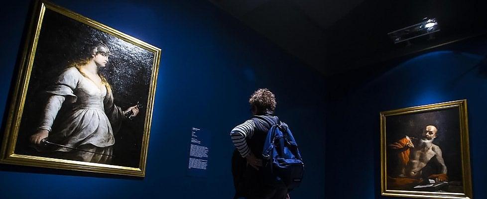 Da Caravaggio a Bernini, a Roma il Seicento italiano caro ai re di Spagna