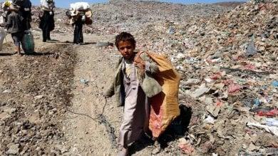 Yemen, c'è da sfamare milioni di persone sull'orlo della carestia