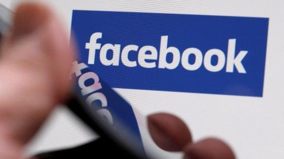 Facebook: in Francia chiusi 30mila account falsi
