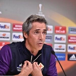"""Fiorentina, Sousa: """"Calendario favorevole, ma serve concentrazione"""""""