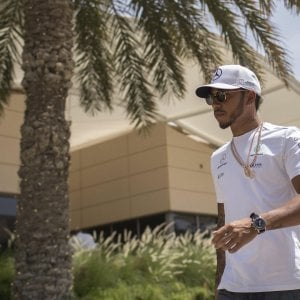 """Lewis Hamilton: """"Io o Vettel, decide il talento"""""""