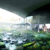 Copenaghen, una nuova casa 'yin e yang' per i panda giganti della regina
