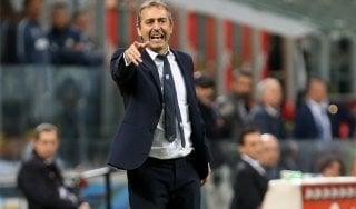 Sampdoria, Giampaolo stoppa il sogno Europa: ''Non vendo fumo, siamo realisti''