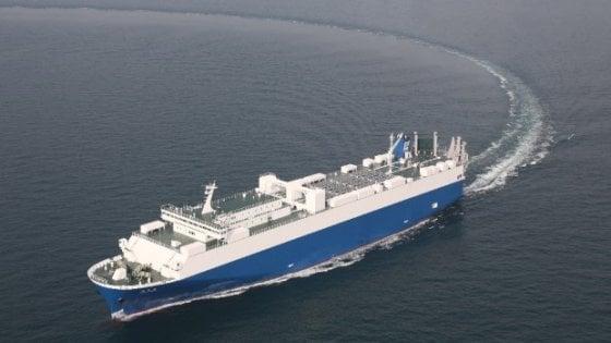 Grazie ai satelliti e alla mappa della correnti avremo navi più sicure e pulite