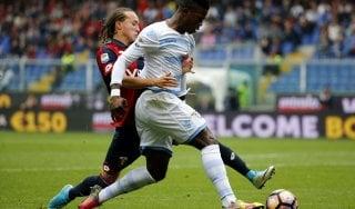 Genoa-Lazio, pagelle: Laxalt simbolo della rinascita rossoblù, male Basta e Hoedt