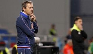 """Sampdoria, Giampaolo: """"Perdere dà fastidio, ci eravamo disabituati"""""""