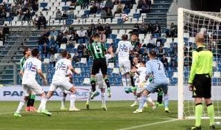 Sassuolo-Sampdoria 2-1: i neroverdi abbattono la maledizione interna