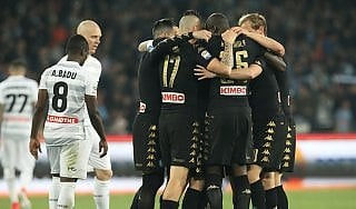 Napoli-Udinese 3-0, gli azzurri 'vedono' il secondo posto