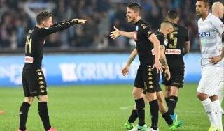 Le pagelle di Napoli-Udinese: Jorginho cresce, Thereau non punge