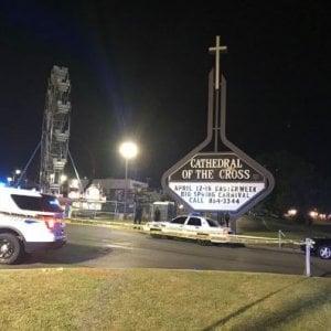 Birmingham, sparatoria davanti a una chiesa: feriti tre adolescenti e un bambino