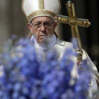 Pasqua, messa solenne del Papa: