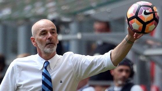 """Inter, il """"prudente"""" Pioli si allontana: Suning ci prova con Conte, Simeone o Spalletti"""
