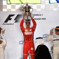 F1, Gp Bahrain: dominio Vettel, il tedesco in testa al Mondiale