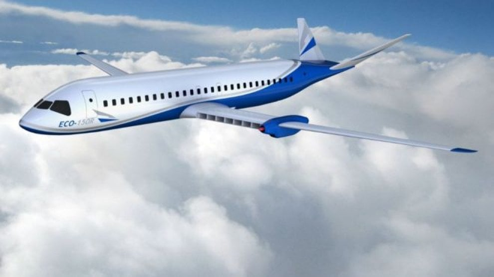 Ibridi, elettrici, a energia solare: gli aerei del futuro