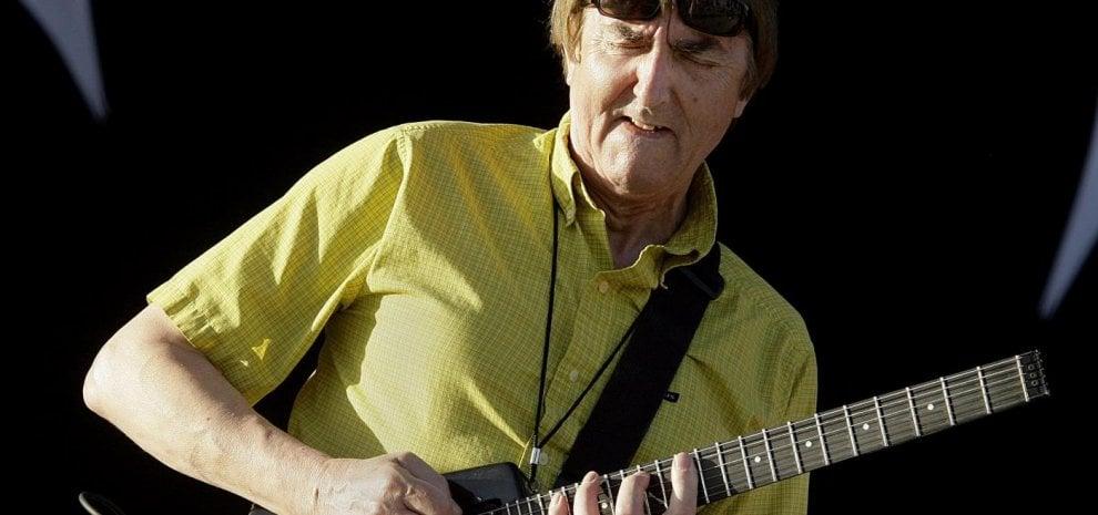 Addio a Allan Holdsworth, leggenda della chitarra fusion