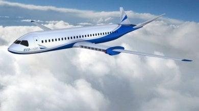 Il sogno elettrico decolla E' l'aereo che va a batterie