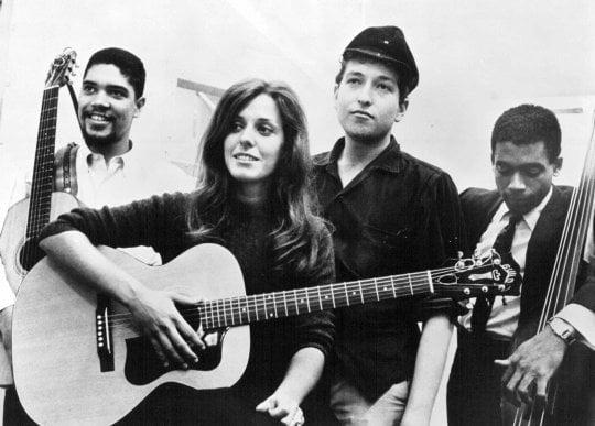 Addio a Bruce Langhorne, il folksinger che ispirò 'Mr Tambourine Man' di Bob Dylan
