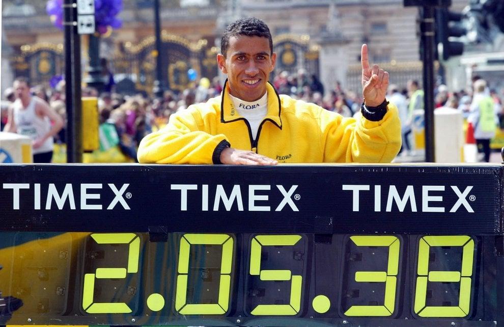 Londra 2002, le foto della più grande maratona di tutti i tempi