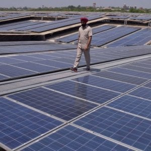 L'India sarà la nuova potenza mondiale dell'energia solare