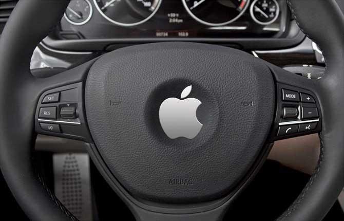 Apple, al via la sperimentazione della guida autonoma