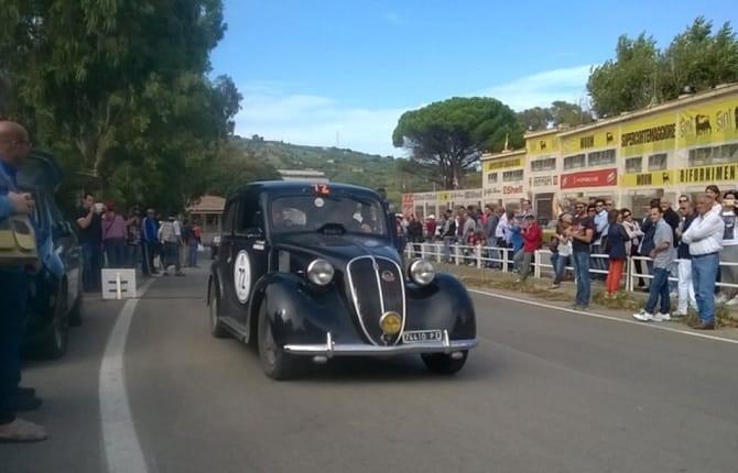 Targa Florio, si scaldano i motori
