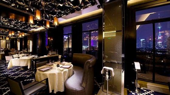 Umberto Bombana fa centro anche a Shanghai: cucina italiana, spirito globale