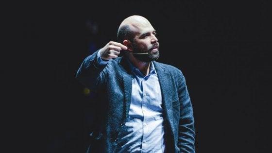 Milano, apre Tempo di Libri con Saviano e Gabbani. Robinson presenta il talk su calcio e parole