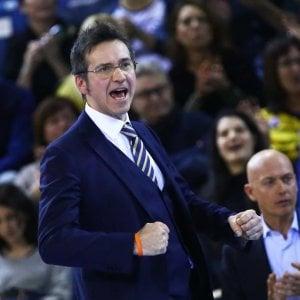Volley, semifinali scudetto: Lube e Trento provano a chiudere il conto