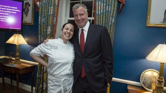 """""""Con gli spaghetti all'amatriciana ho conquistato il sindaco di New York"""""""
