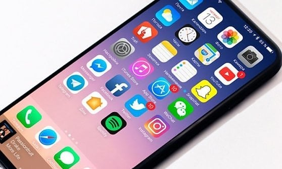 iPhone 8, il design del suo full-screen si preannuncia rivoluzionario