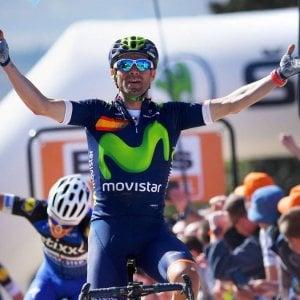 Ciclismo, Freccia Vallone: Valverde a caccia del pokerissimo