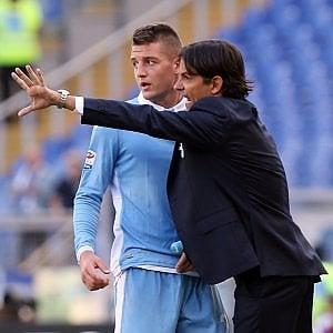 Lazio, Inzaghi come Sarri: è il tecnico dei fedelissimi