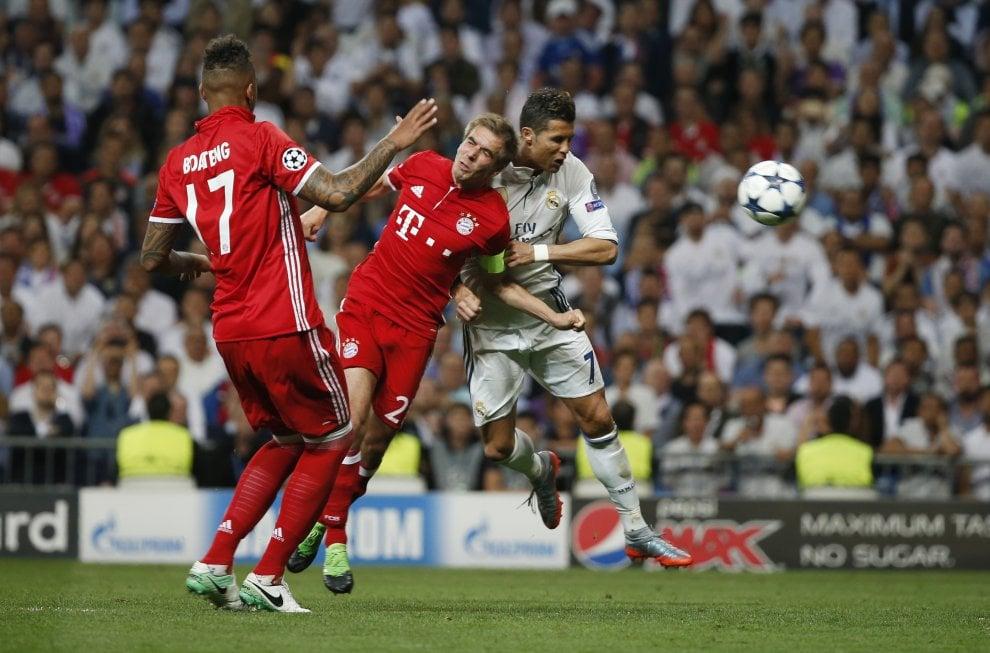 Cristiano Ronaldo fa 100 in Champions: il film di Real Madrid-Bayern Monaco