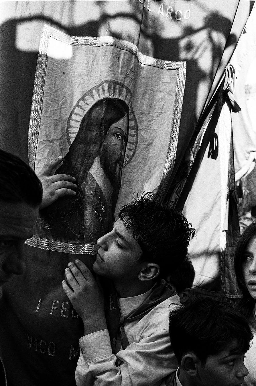 """La Madonna dei """"fujenti"""" Quando Gomorra cerca redenzione"""
