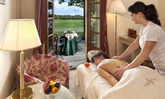 Un angolo di benessere sul Lago di Garda