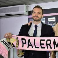 Palermo, l'annuncio di Baccaglini:
