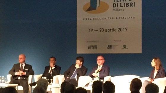 """Tempo di Libri, Franceschini: """"Sulla lettura c'è gap da colmare, aiuti all'editoria come per cinema e spettacolo"""""""