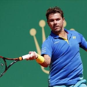 Tennis, Lorenzi fuori dal torneo. Nadal a fatica su Edmund