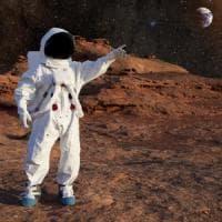 In viaggio verso Marte? La flora intestinale degli astronauti finirà per assomigliarsi