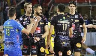 Volley, Superlega: Lube è in finale. Trento-Perugia, serve la bella