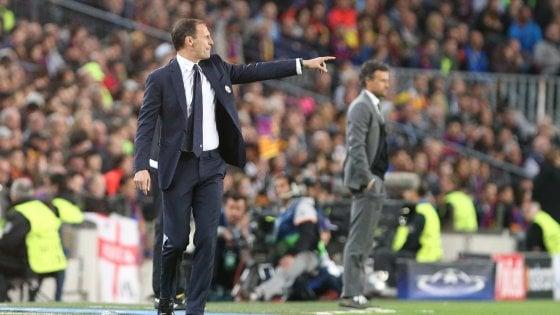 """Juventus, Allegri tra sogno triplete e sorteggio: """"Regaleremo altre emozioni"""""""