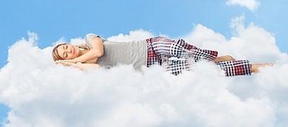 Scoperta l'origine dei sogni  di E.DUSI   I sogni hanno bisogno di una vacanza