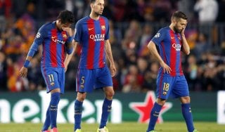 "Champions, stampa spagnola esalta la Juve: ""Barça sbatte su muro bianconero"""