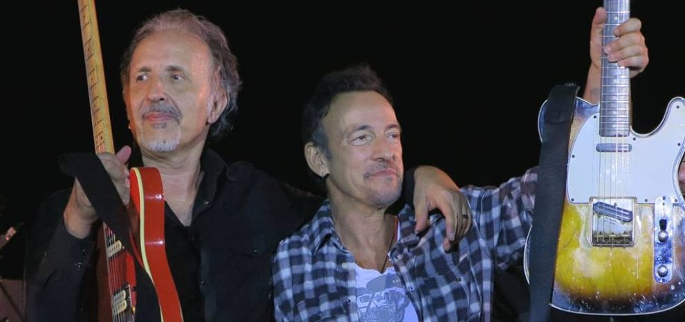 Springsteen e Joe Grushecky, una canzone anti-Trump